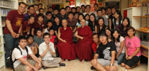 Ven. Thubten Chodron Offers Key Strategies for Buddhist Youth Leaders